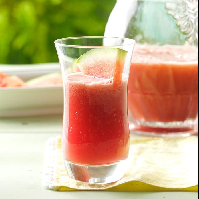 Watermelon-Strawberry Cooler