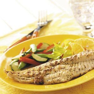 Lemon-Pepper Catfish