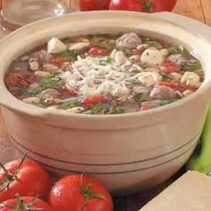 Italian Peasant Soup