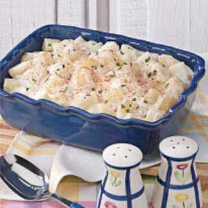 Creamed Potatoes
