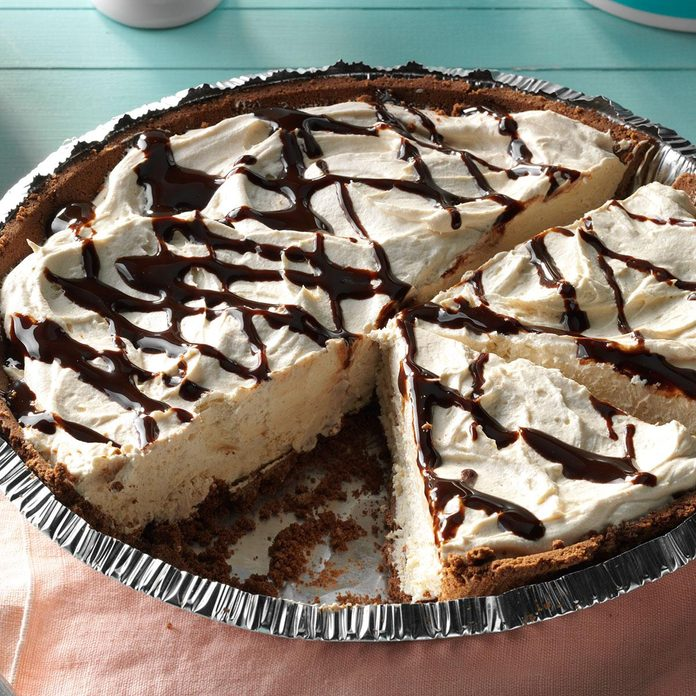 Frosty Peanut Butter Pie