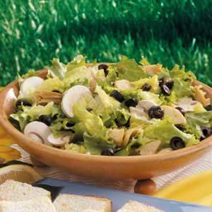 Artichoke Tossed Salad