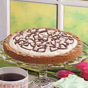 Chocolate Chip Cookie Tart