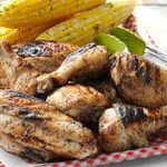 Grilled Picnic Chicken