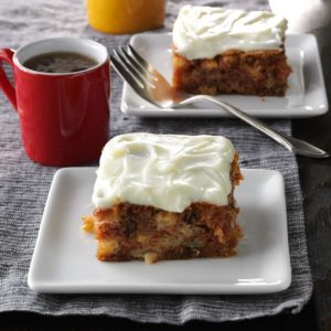 Potluck German Apple Cake
