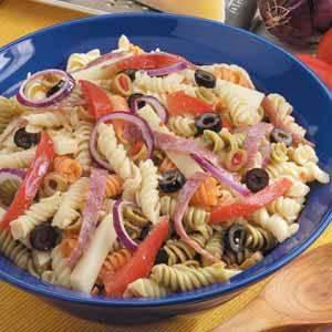 Deli-Style Italian Pasta Salad