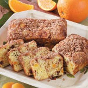 Apricot-Date Mini Loaves