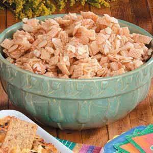 Almond Snack Mix