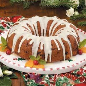 Apricot Cranberry Cake