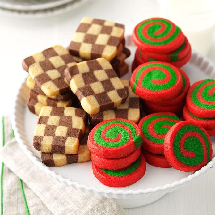 Pinwheels and Checkerboards