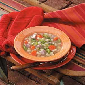 Two-Bean Soup