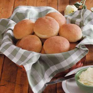 Sour Cream Potato Rolls