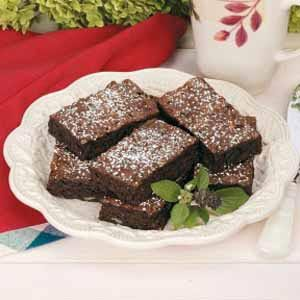 Makeover Moist Fudgy Brownies
