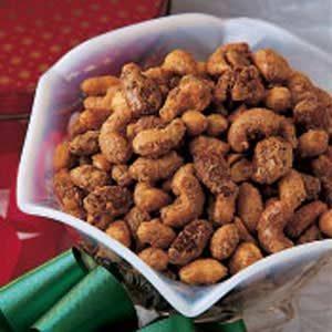 Sugar 'n' Spice Nuts