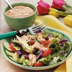 Smoky Thousand Island Salad Dressing