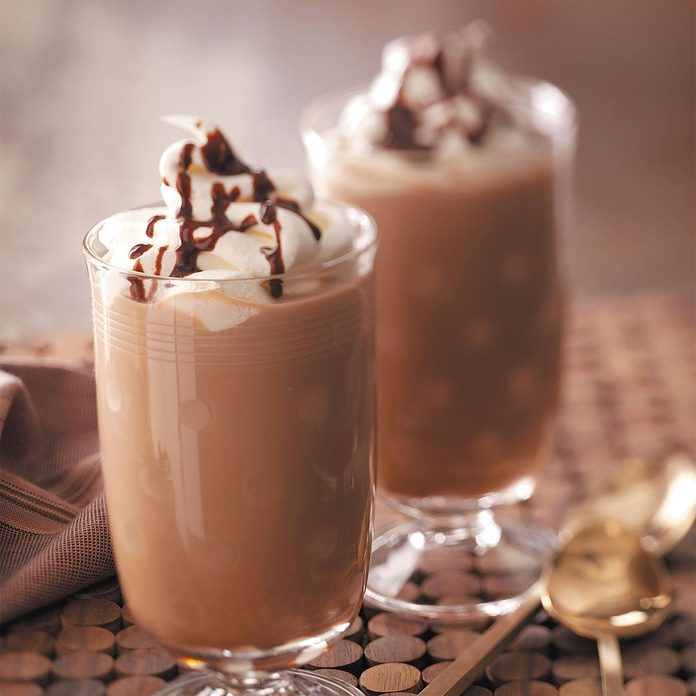 Inspired By: Starbucks Mocha Frappuccino Blended Coffee