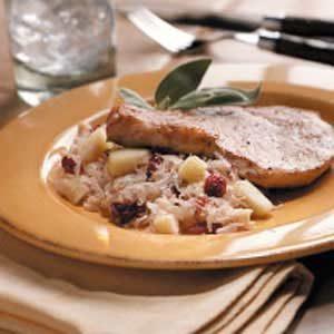 Cran-Apple Sauerkraut