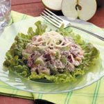 Waldorf Tuna Salad