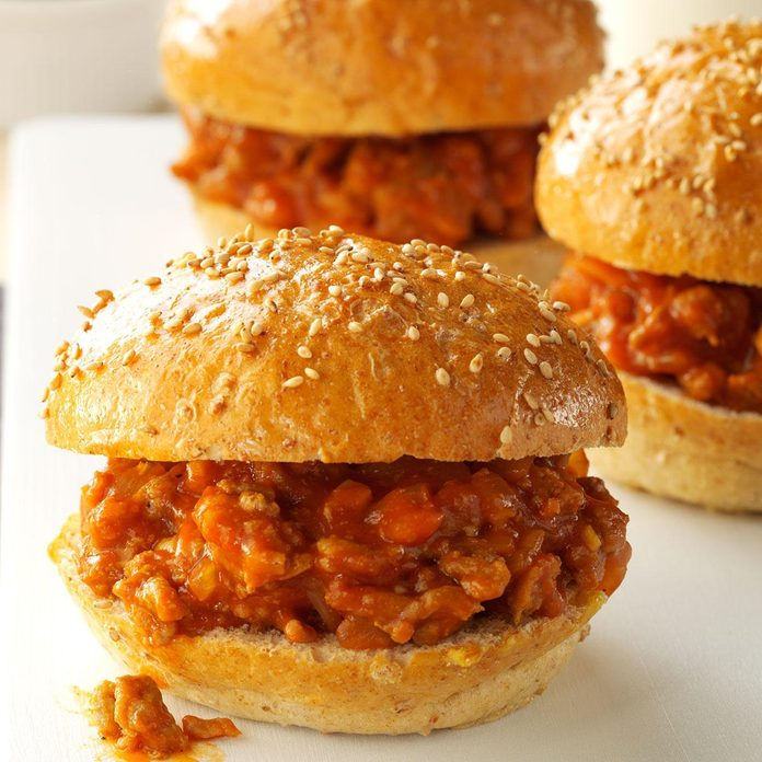 Family-Pleasing Sloppy Joes