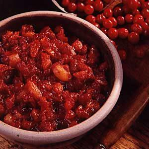 Winning Cranberry Chutney