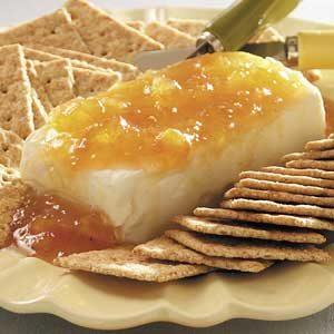 Fruity Horseradish Cream Cheese