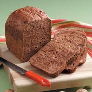 Walnut Cocoa Bread