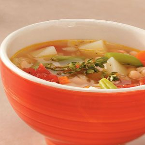 Veggie Bean Soup