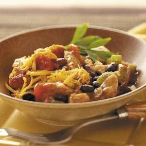 Hearty Chicken Casserole