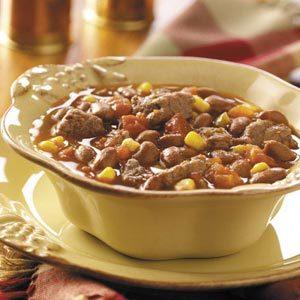 Beef 'n' Chili Beans