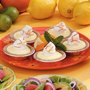 Citrus Tartlets