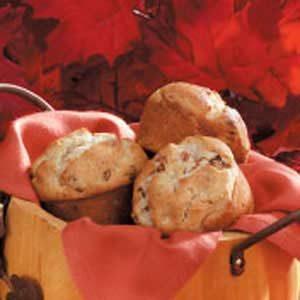 Nutty Date Muffins