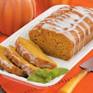 Anise Pumpkin Bread