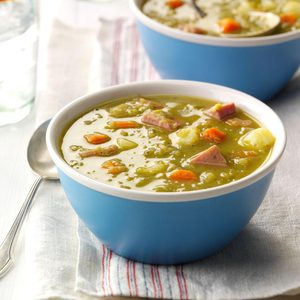 Hearty Split Pea Soup