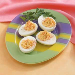 Quick and Creamy Deviled Eggs