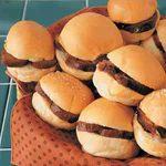 Marinated Pork Tenderloin Sandwiches