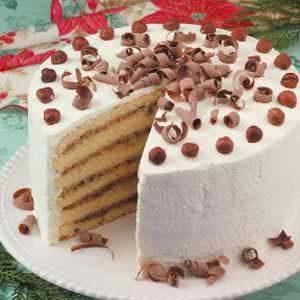 Ricotta Nut Torte