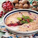 Cranberry Nut Dessert