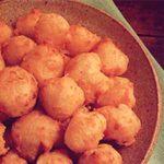 Fat Rascals (Potato Cheese Puffs)
