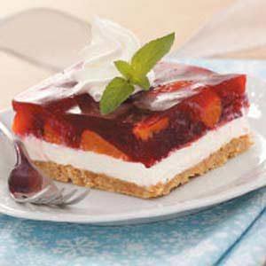 Layered Cranberry Dessert