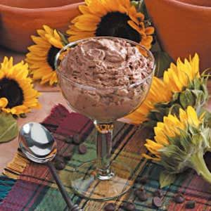 Chocolate Chip Mousse