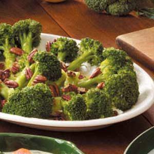 Lemon-Scented Broccoli