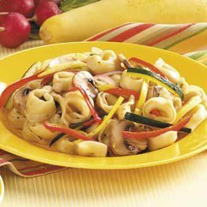 Colorful Tortellini Salad