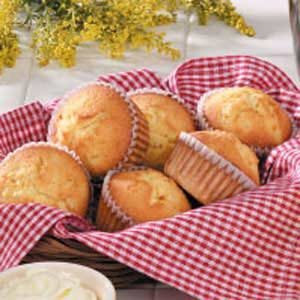Roasted Corn Muffins