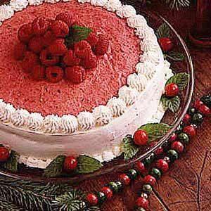 California Cranberry Torte