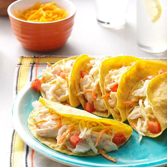 Soft Fish Tacos