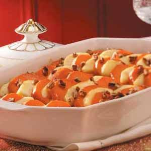 Apple-Sweet Potato Bake