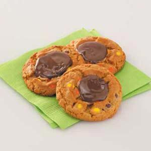 Peanut Butter Chocolate Treats