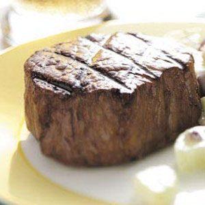 Marinated Beef Tenderloins