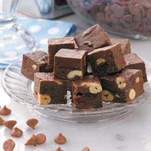 Chunky Fruit 'n' Nut Fudge