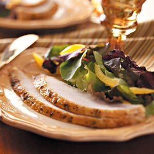 Tarragon-Lemon Turkey Breast